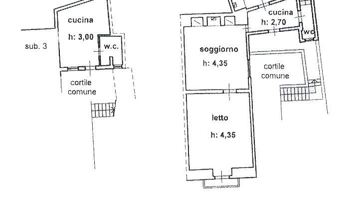 PALAZZOTTO CENTRO STORICO TUGLIE floorplan 1