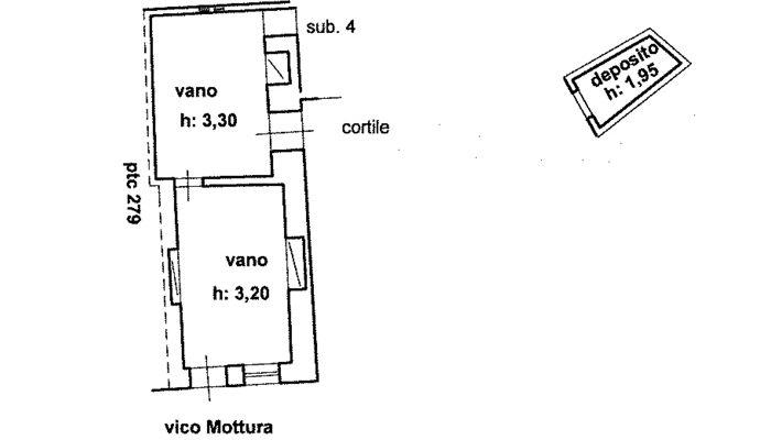 PALAZZOTTO CENTRO STORICO TUGLIE floorplan 2