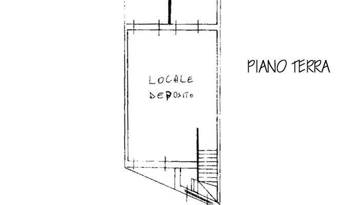 CASA CON GARAGE floorplan 2