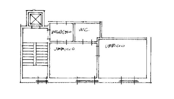 APPARTAMENTO CONDOMINIALE A DUE PASSI DAL CENTRO floorplan 1