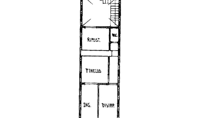 CASA A STELLA floorplan 1