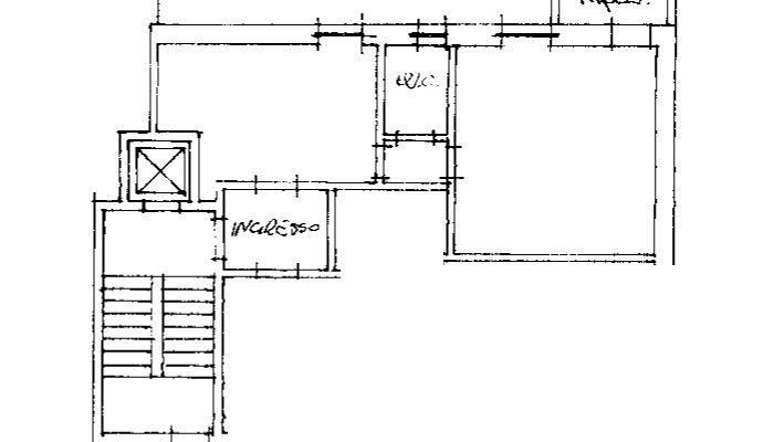 APPARTAMENTO IN AFFITTO floorplan 1