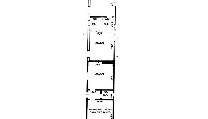 CASA CON GIARDINO floorplan 1