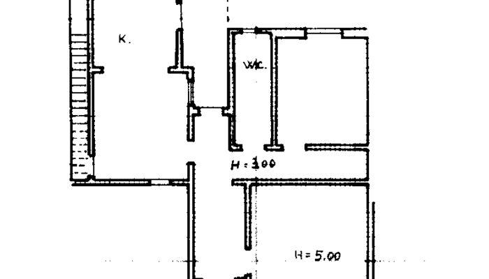CASA A STELLA CON GIARDINO floorplan 1