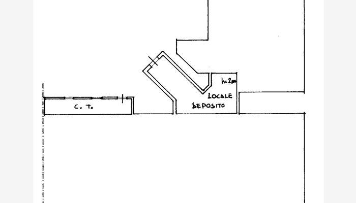 APPARTAMENTO CONDOMINIALE floorplan 3