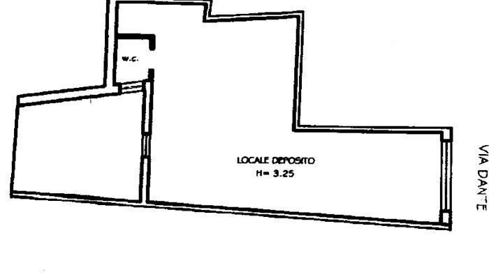 CASA E LOCALE COMMERCIALE floorplan 2