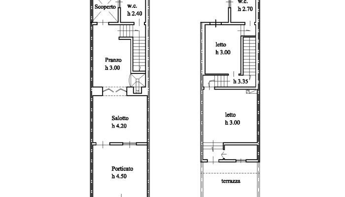 CASA A STELLA RISTRUTTURATA floorplan 1