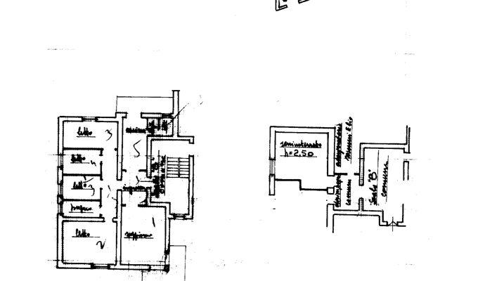 APPARTAMENTO CONDOMINIALE floorplan 1
