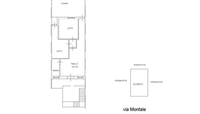 ABITAZIONE AL MARE floorplan 1