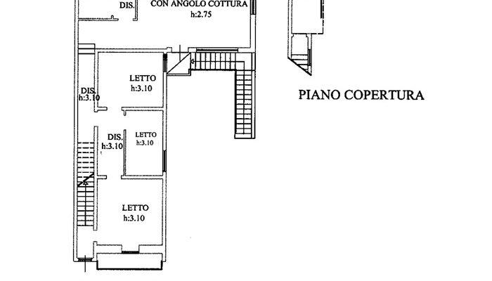 AMPIO APPARTAMENTO ARREDATO floorplan 1