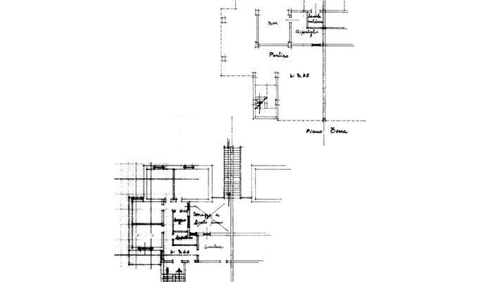 VILLETTA A SCHIERA floorplan 1