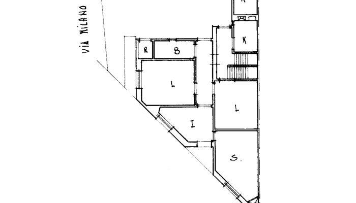 CASA CIVILE ABITAZIONE floorplan 1